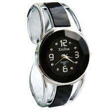 Reloj De Pulsera Moda Elegante Negro