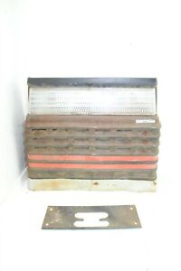 Craftsman GT-20 Garden Tractor Front Grill Headlight Shift Plate 917.25443