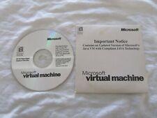 Microsoft X04-13225 Virtual Machine for Windows NT & 98  CD-ROM