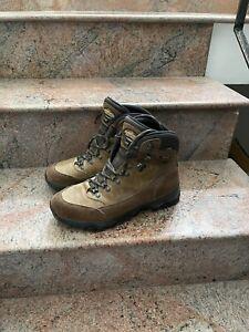 Meindl Schuhe Wandern Damen Leder braun Gr.41