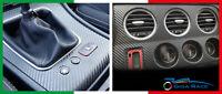 adesivi auto alfa romeo 159 cambio consolle centrale sticker decal vinile carbon