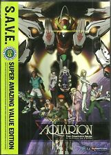 Aquarion:Complete Series. Sci-Fi Mecha Anime. Brand New In Shrink!