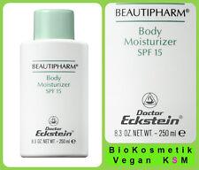 Body Moisturizer SPF 15 Reichhaltige Körperlotion von Dr. Eckstein BioKosmetik