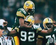 Reggie White Green Bay Packers Licensed NFL Unsigned Glossy 8x10 Photo A