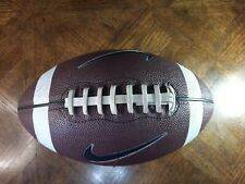 Nike Spiral-Tech Football Ball Ft0198-201 Inflate To 13 Lbs