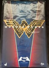 Hot Toys MMS359 Batman v Superman Dawn of Justice Wonder Woman Gal Gadot NEW