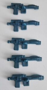 VINTAGE LIKE REPRO BOBA FETT BLASTER  WEAPONS  GUNS PISTOLS X5 AAA+++ QUALITY