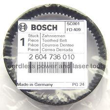 Bosch dentée courroie d'entraînement pour pbs 75 ae gbs 75 ae ponceuse partie 2 604 736 010