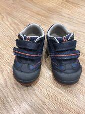 Startrite Tough Bug Toddler Shoes - Navy - UK 4.5G / EU 21G
