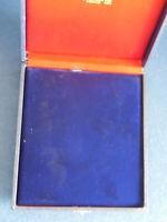 scatola vuota per medaglia placca 14x12,5 cm