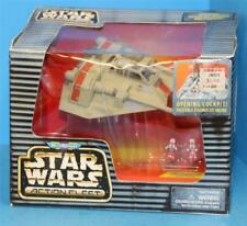 MICRO MACHINES ACTION FLEET STAR WARS REBEL SNOWSPEEDER MINT IN BOX NICE