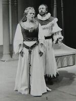 foto paño Gnaiger ópera EL FAVORITA Festival Bregenz 1977