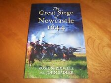 THE GREAT SIEGE OF NEWCASTLE 1644 English Civil War Roundheads Royalist Book NEW