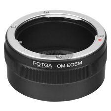 Fotga Olympus OM Lens Objektiv to für Canon EOS M EOSM EF-M Camera Adapter Ring