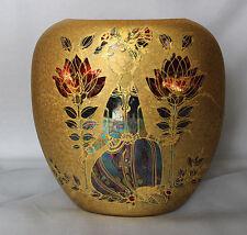 Flachovale Vase 21,5 cm Rosenthal Scheherazade