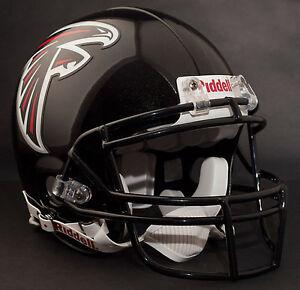 MATT RYAN Edition ATLANTA FALCONS Riddell AUTHENTIC Football Helmet NFL