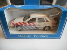 AHC Volvo 850 GLT Politie in White on 1:43 in Box