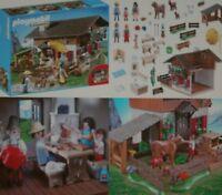 Playmobil -- Pièce de rechange -- Chalet - maison 5422  --