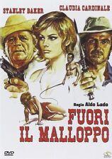 DvD FUORI IL MALLOPPO Claudia Cardinale  ......NUOVO