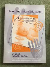 Teaching Infant Massage Book