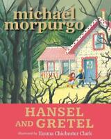 Hansel and Gretel, Morpurgo, Sir Michael, New, Book
