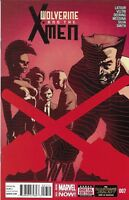 Wolverine And The X-Men Comic Issue 7 Modern Age First Print 2014 Latour Veltri