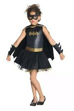 Rubic DC Comics Superheroes Tutu Kids Batgirl Costume Female Child Medium