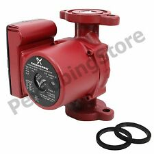 Grundfos UPS15-58FC 3-Spd Circulator Pump, IFC 59896341