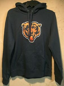 Chicago Bears NFL Fanatics Hooded Sweatshirt New Without Tags in size Small