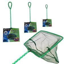 "Aquarium Fish Tank Fish Nets Catch - Tropical Coldwater Marine - 3"" / 6"" / 9"""