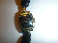 watch Montre wittnauer 10 rubis walz gold double 20 mikron boden edelstahl gilt