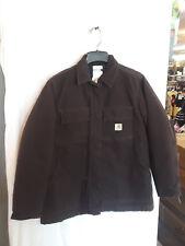 Carhartt women's insulated coats WC026DKB size medium