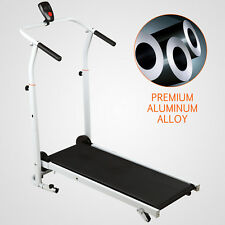 Home Use Walking Machine Cardio Fitness Running Exercise Incline Adjustable