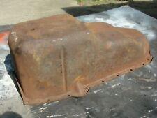 1957 57 Chevy Belair Original V8 Oil Pan GM 283 327 Chevy