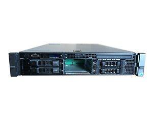 DELL PowerEdge R710 2 x Xeon L5520 8GB ECC 2 x 450GB SAS iDrac6 Ent 2 x PSU