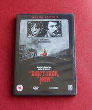 Don't Look Now SE - Region 2 DVD - Donald Sutherland Julie Christie Nicolas Roeg