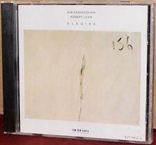 ECM 1316 CD: Kim KASHKASHIAN - Elegies - 1986 GERMANY