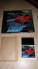 NEC PC ENGINE HU CARD HUCARD TURBOGRAFX ZERO 4 CHAMP BLACK BOX 25