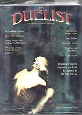 THE DUELIST-Issue#3-1994-JYHAD-Corrected Rules-engl.-new-sealed-very rare