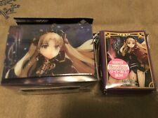 Fate Grand Order Stay Night Ereshkigal Lancer Rin Deck Box w Pack Of Sleeves
