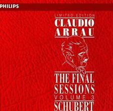 Claudio Arrau: The Final Sessions, Volume 3 (Schubert: 4 Impromptus, 3 Klavierst