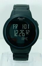 Kenneth Cole KC3903 Unisex Black Stainless Steel  Digital Touch Screen Watch