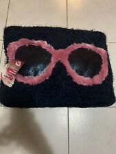 New listing Dog Pillow with Pink Sunglasses Dog Bed Very Soft