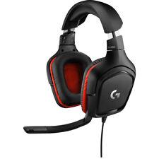 Logitech G332 Auriculares de Juego con Micrófono para PC-PS4-Xbox y Interruptor