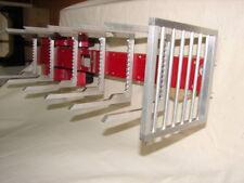 RC modellbau trucks 6 alu-nes +1 rejilla protectora 1:16 para wedico enormemente larga de madera
