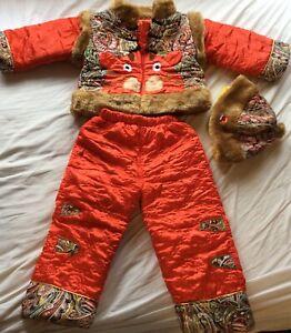 Kalabeibe Chinese Kids Costume 2-3 years