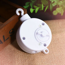 Nursery Songs Rotary Baby Mobile Crib Bed Toy Music Box Movement Bell  Eyeful