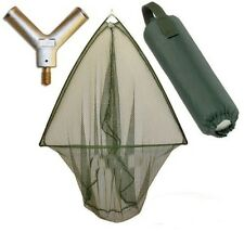 BRAND NEW 36 INCH CARP NET - Carp / pike landing net plus free net float