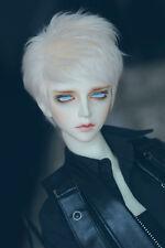 Cream Fur Wig for BJD 1/6 YOSD,1/4 MSD,1/3,SD17,Uncle Doll wig HH112
