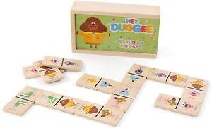 Hey Duggee Wooden Dominoes